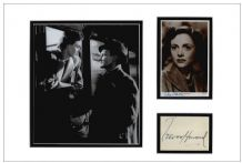 Brief Encounter Autograph Signed Display - Johnson & Howard